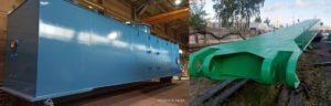 Rikon A/S supplies harbor crane