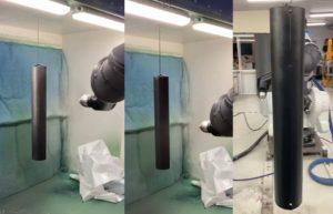 Nor-Maali´s Normadur Aqua DTM water-borne polyurethane coating