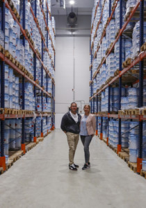 Nor-Maali strengthens its organization in Sweden