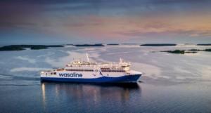 Nor-Maali Oy toimitti maalit Wasalinen Aurora Botnia -alukseen